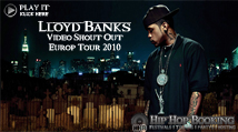 shout out lloyd banks